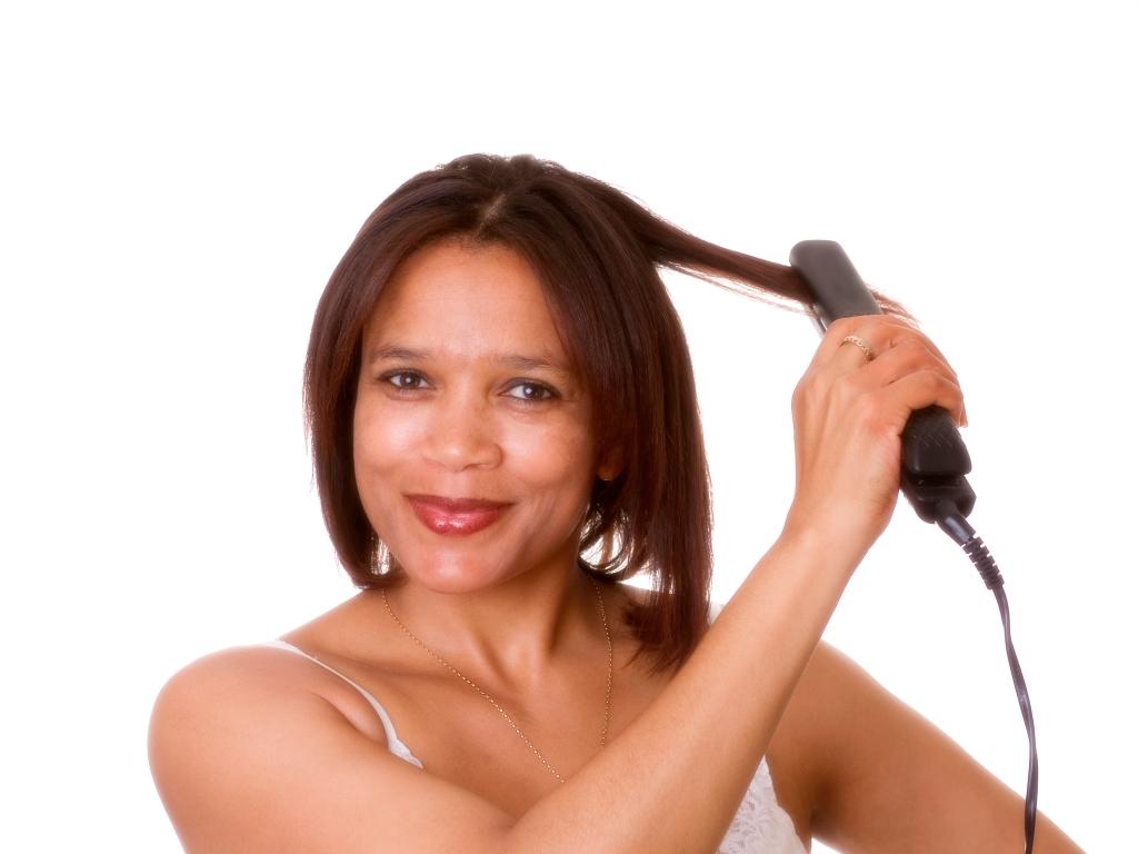 how to avoid stiff hair